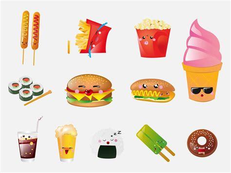 cartoon food food cartoons