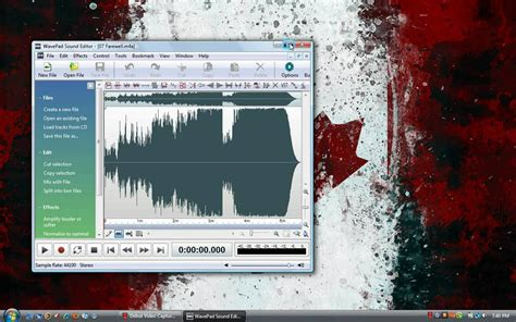 tutorial wavepad tutorial review on nch s wavepad audio editor and debut