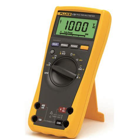 Multimeter Fluke 179 fluke 179 true rms digital multimeter kiesub electronics