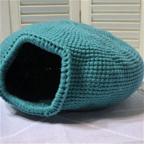crochet cat bed shop crochet cat beds on wanelo