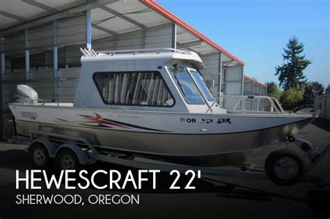 hewescraft boats for sale in oregon - Hewes Hardtop Boats For Sale