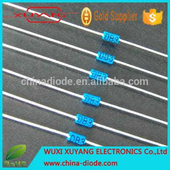 how to check a bidirectional diode how to check trigger diode 28 images 50pcs lot db3 db 3 diac trigger diodes do 35 do 204ah