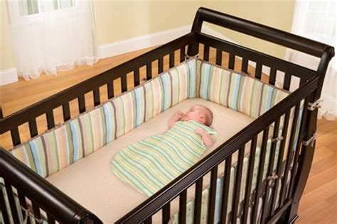 Bumper Pads In Cribs Safety by Illinois Lawmakers Consider Ban On Crib Bumper Pads