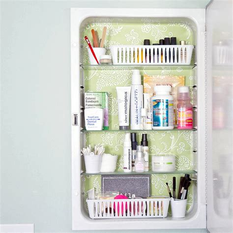 Organize Medicine Cabinet | how to organize your medicine cabinet popsugar smart living