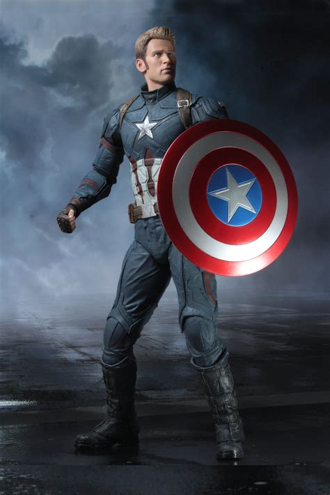 Ordinal New Captain America 04 captain america civil war 1 4 scale captain america