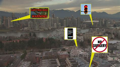 earthquake early warning system earthquake early warning system in b c on youtube