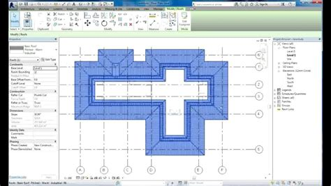 revit easy tutorial floor plan design for beginners home deco plans