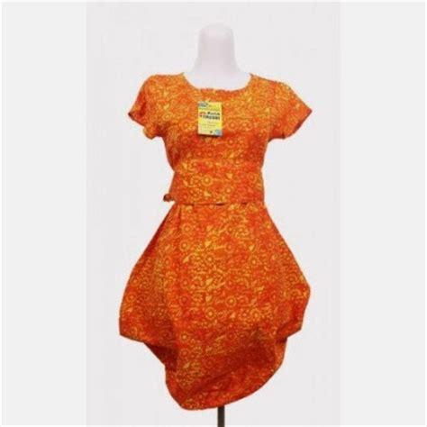 Setelan Stelan Rok Kulot Tuil Motif Atasan Katun Imabaju Muslimwanita 2 toko baju dres kombinasi embos motif 1 rp 200 000