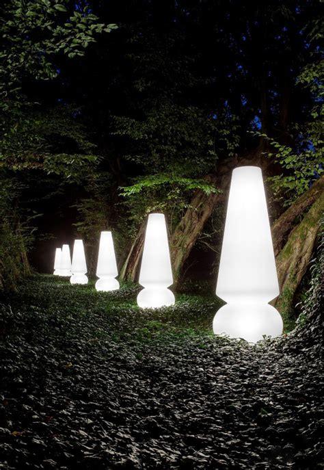 illuminazioni esterne da giardino lade da esterno tecnica nella luce led design lade