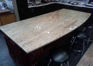 Cherry Kitchen Cabinets With Granite Countertops Astoria Granite