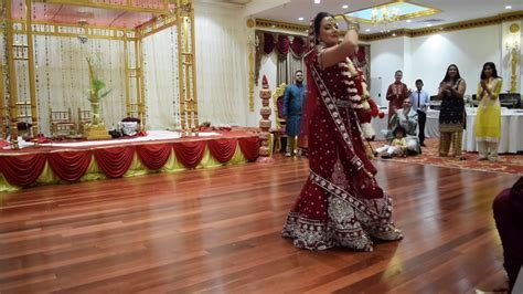 Indian Wedding Dance Performance! (Surprise Ending
