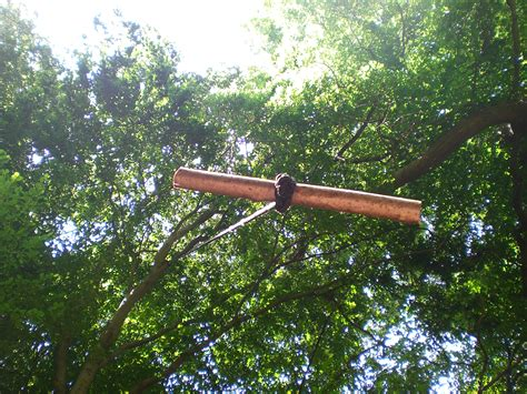 stickman rope swing rope swing bristol united kingdom uk
