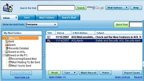 Aol Addresses Lookup Inbox Changes Here We Go Again