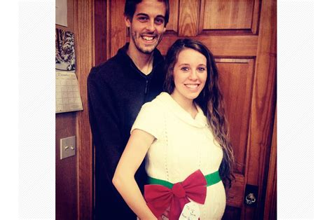 duggar family legacy continues daughter jill duggar shows  baby bump  christmas present