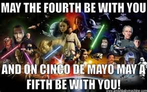 Cinco De Mayo Meme - star wars amish baby machine podcast
