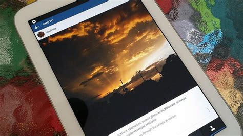 instagram for android tablets manage instagram accounts from the official app cnet