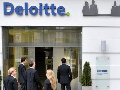 Big Four To Top Mba by Of Partner In Deloitte Office Raises