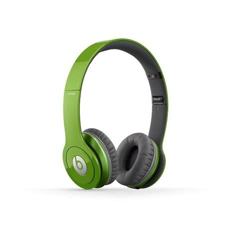 Headphone Beats Hd beats hd on ear headphone green