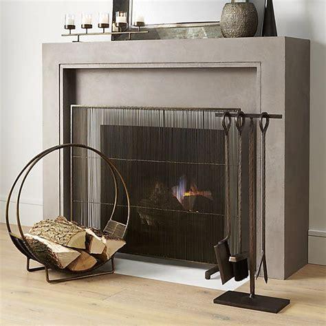 best 25 brass fireplace screen ideas on