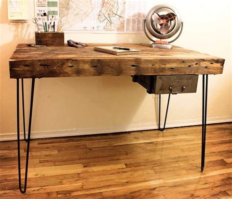 Reclaimed Wood Office Desk Accessories Furniture Country Reclaimed Wood Office Furniture With Rustic Wooden Home Office