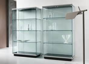 Second Hand Bathroom Cabinets - tonelli broadway one glass cabinet glass furniture modern furniture