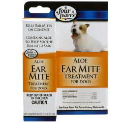 home remedies for ear mites four paws ear mite remedy for dogs 0 75 fl oz