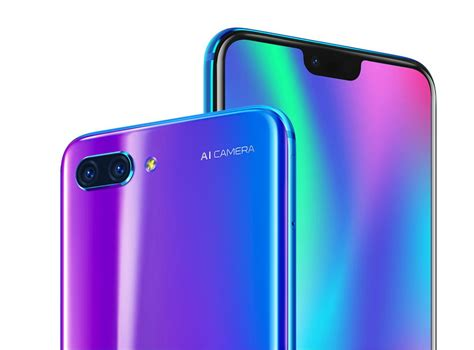 Honor 1 Dan 2 xda honor 10 announced with a 5 84 notched display and dual cameras