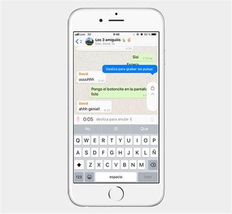 imagenes whatsapp en blanco whatsapp se actualiza en iphone con bloqueo de notas de