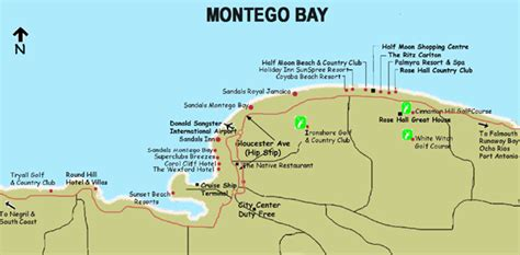 sandals montego bay map montego bay jamaica 2019 destinations