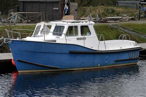 warrior fishing boats for sale scotland newhaven sea warrior 27 not for sale details for