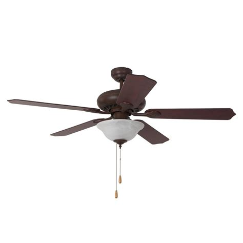 yosemite home decor 52 in brown ceiling fan