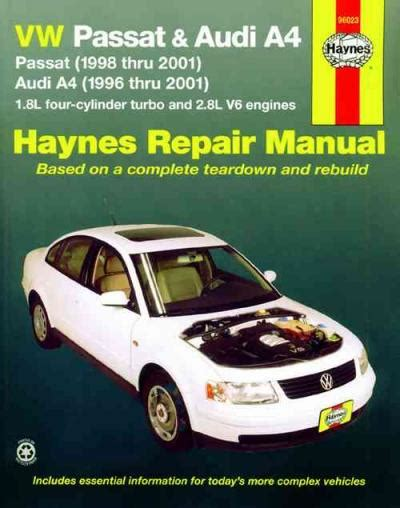 motor auto repair manual 2001 audi s4 auto manual vw volkswagen passat audi a4 1996 2001 haynes service repair manual sagin workshop car manuals
