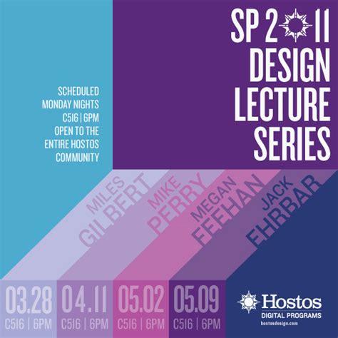 game design hostos hostos design visiting lecture series hostos media