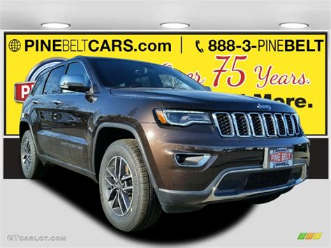 luxury jeep grand 2017 luxury brown pearl jeep grand limited 4x4