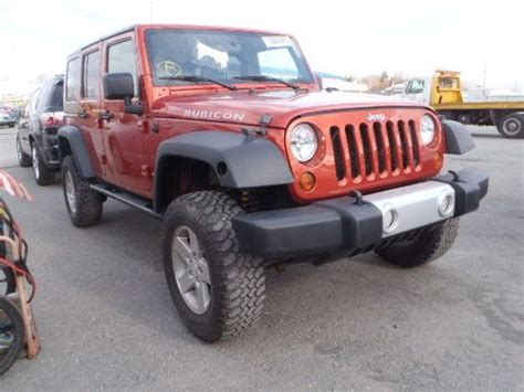 Riverhead Jeep Purchase Used 09 Jeep Rubicon 4x4 In Riverhead New York