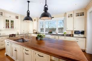 Wood Countertops Kitchen Best Materials For Kitchen Countertops