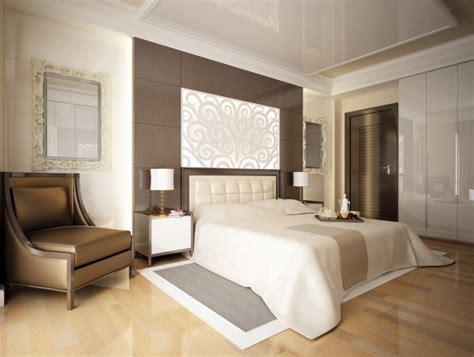 simple master bedroom ideas white brown wall twipik