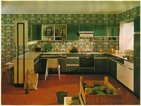 1970s Kitchen | 1970 s kitchen google search vintage kitchens pinterest