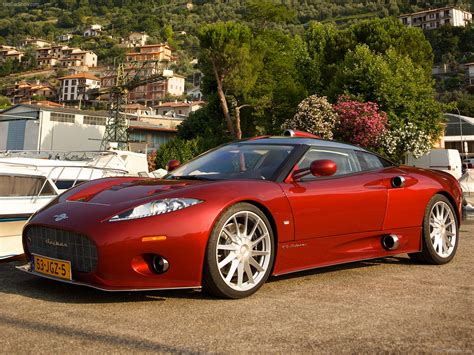 spyker c8 aileron picture 66423 spyker photo gallery