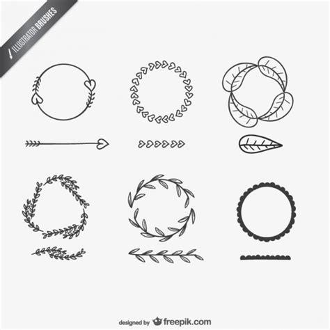 illustrator pattern brush without distortion illustrator brush designs vector free download
