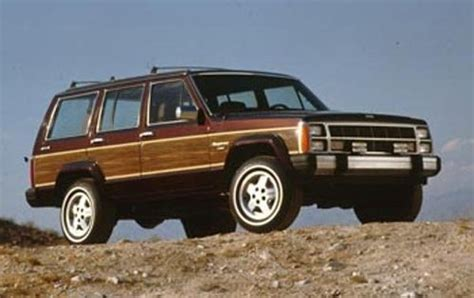 Jeep Grand Wagoner Used 1990 Jeep Wagoneer For Sale Pricing Features