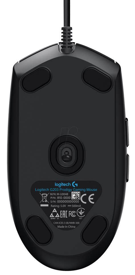 Mouse Logitech Kabel logitech g203sw maus mouse kabel gaming bei reichelt