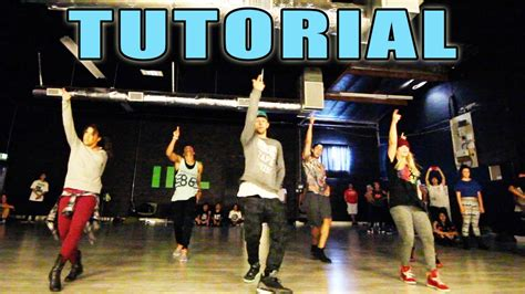 tutorial dance hip hop step by step tutorials matt steffanina