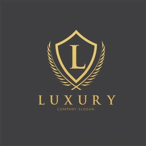 Logo Design Luxury | luxury logo design vector free download