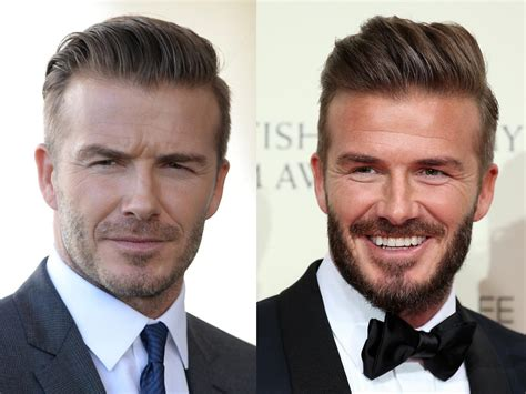 older person oval face shape hair styles the best beard and mustache styles for every guy s face shape