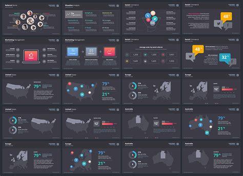 Digital Agency Template Digital Agency Powerpoint Template Digital Dreams