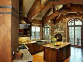 Highest Rated Kitchen Faucets timber frame home rustic kitchen vancouver by