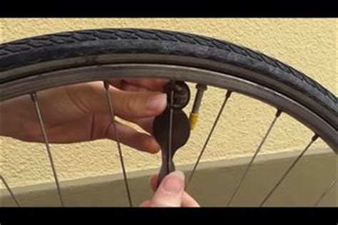 fahrrad felge hat eine acht acht im rad entfernen anleitung