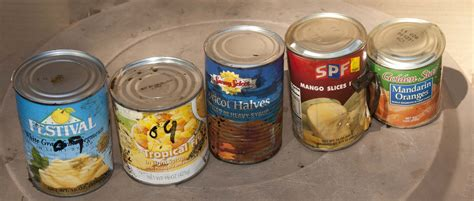 Average Shelf Of Canned Foods by Problems With The Shelf Of Foreign Canned Foods