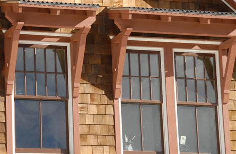 Window Overhang Sopo Cottage So What Is Craftsman Style And How Will It